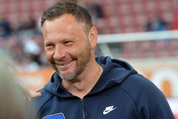 Hivatalos: Újra Dárdai Pál lett a Hertha vezetőedzője