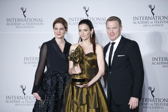 Magyar győzelem a Nemzetközi Emmy-díj gálán
