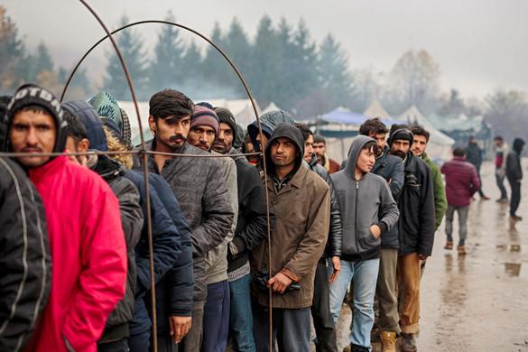 Közel tízezer menedékkérőt fogadott be Németország