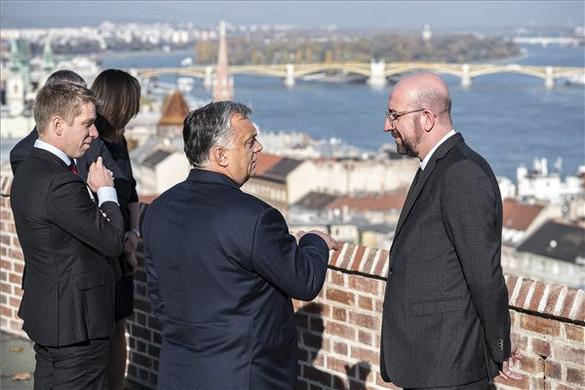 Orbán Viktor: Együttműködésre és a jó válaszok megtalálására törekszünk