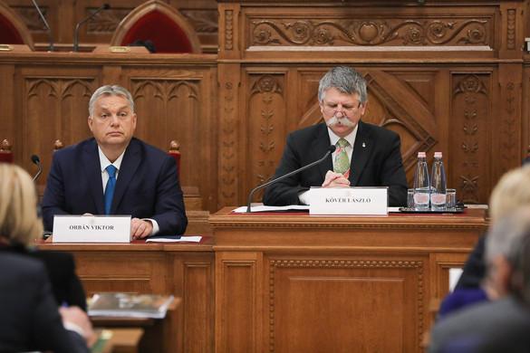 Kövér: A Nyugat-Balkán euroatlanti csatlakozása magyar nemzeti érdek