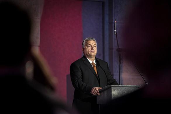 Orbán Viktor: Közép-Európa lesz Európa jövője