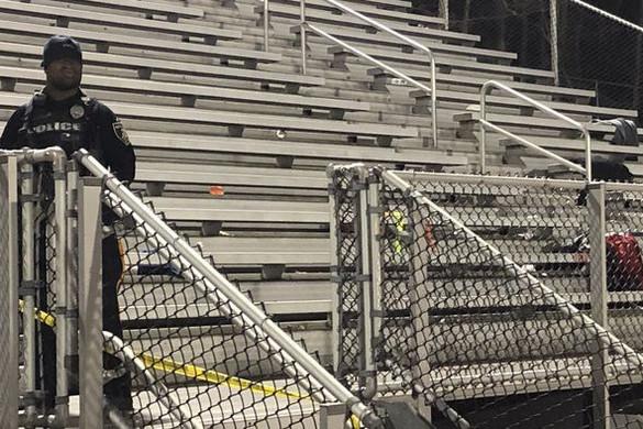 Lövöldözés volt egy New Jersey-i középiskolás futballmeccsen