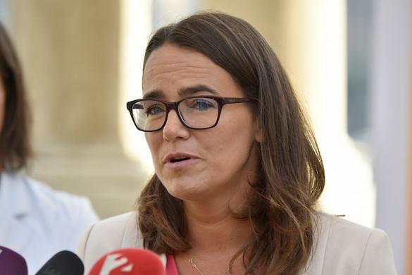 Novák Katalin Berlinben tárgyal a Fidesz és a Néppárt kapcsolatáról