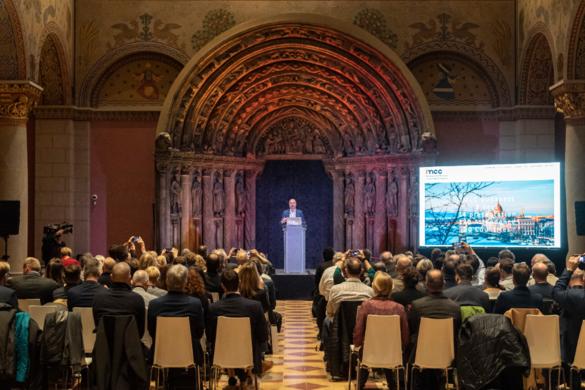 Rangos nemzetközi múzeumépítési szakmai találkozót rendeznek a Szépművészetiben