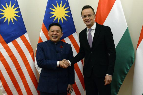Magyarország gazdasági együttműködési megállapodást kötött Malajziával