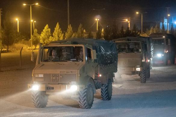 Pentagon: A török offenzíva a dzsihadistákat segítette