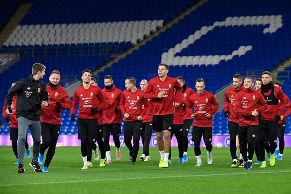 Amelyik csapat nyer Cardiffban,  az készülhet a jövő évi Eb-re