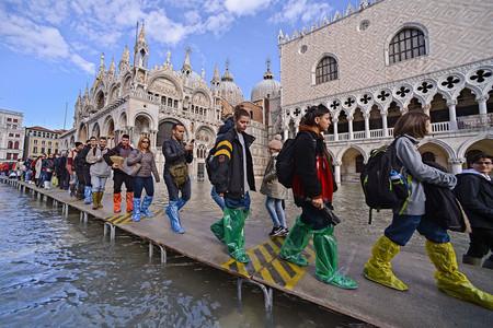A Mózes megmenthette  volna Velencét
