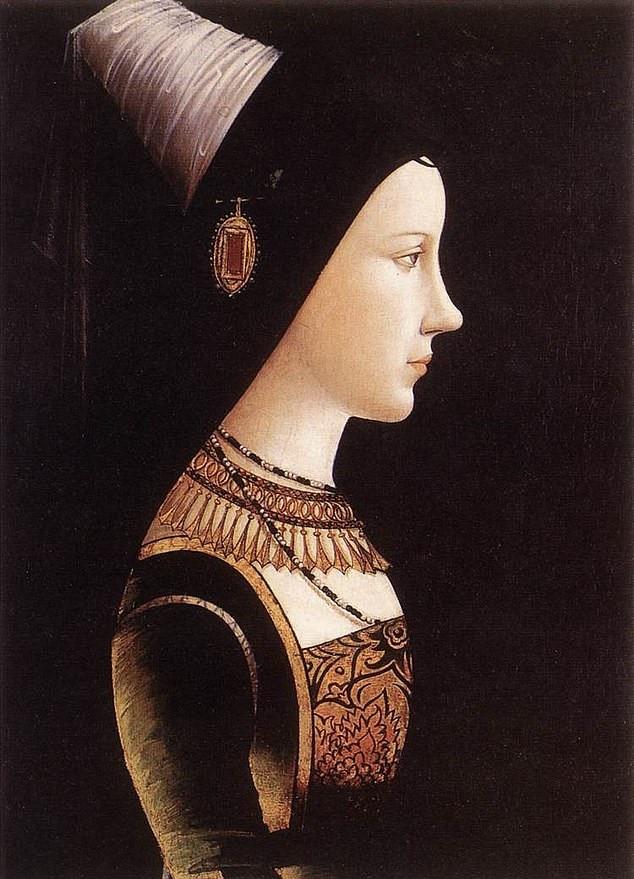 I. Mária burgundi hercegnő (1457-1482)