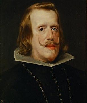 Nagy Fülöp spanyol király (1605-1665)