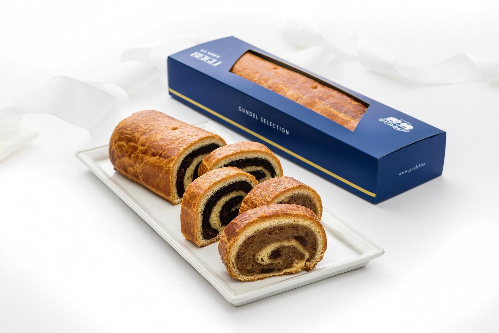 Akár díszcsomagolásban ajándéknak is tökéletes a klasszikus sütemény