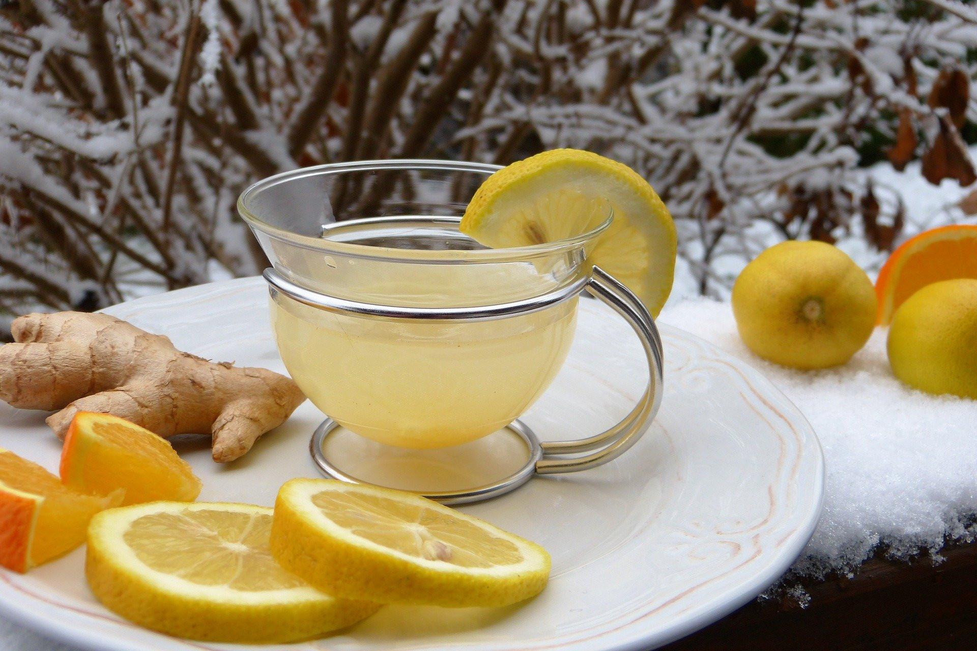 A gyömbér és a citrom együtt is bevethető