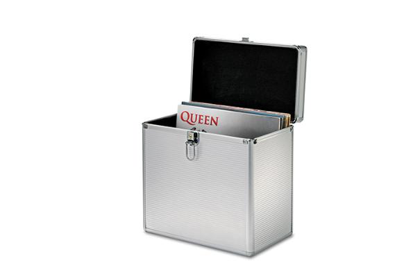 Klasszikus értékek örzője lehet a lemeztartó koffer