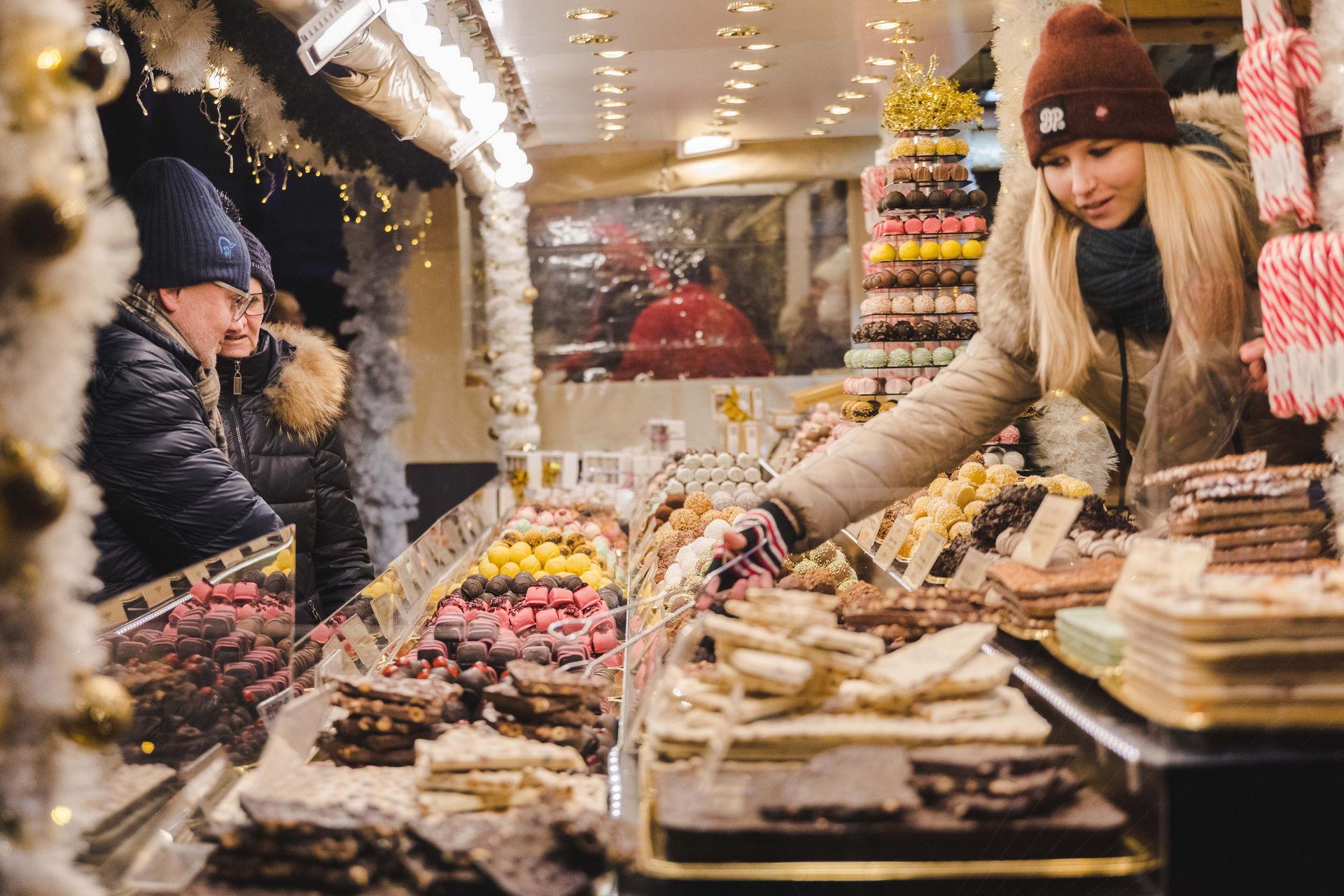 A karácsonyi szezon legnagyobb street food kínálata és január elsején lencse nap várja a látogatókat