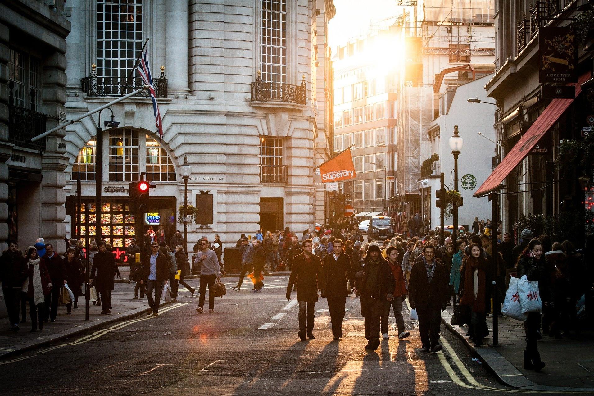 Egy városi séta új élményekkel tölthet fel