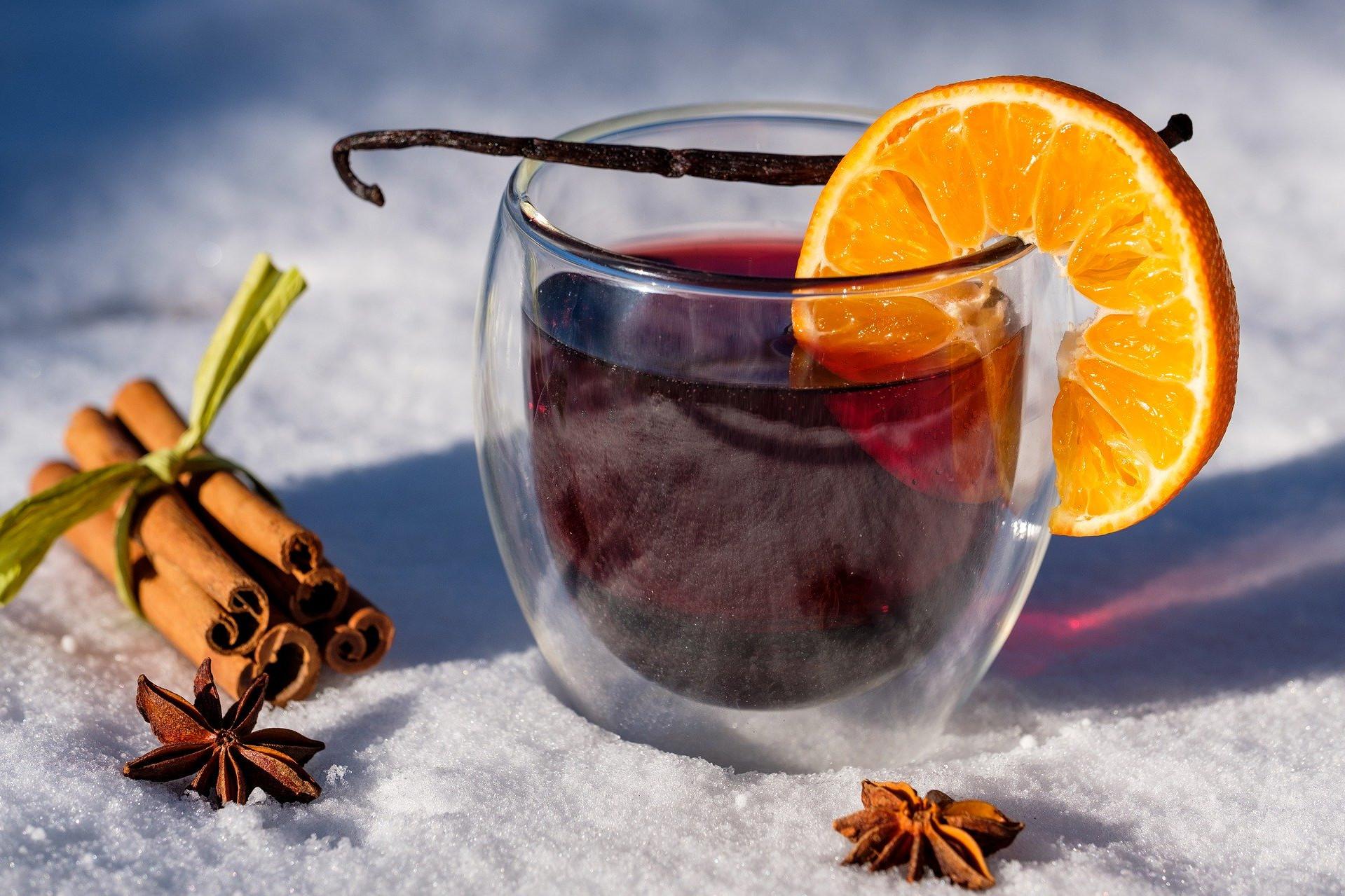 Egy pohár finom forralt bor télen mindig meghozza a hangulatot
