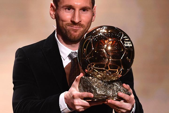 Mindössze hét ponton múlt Messi hatodik Aranylabdája