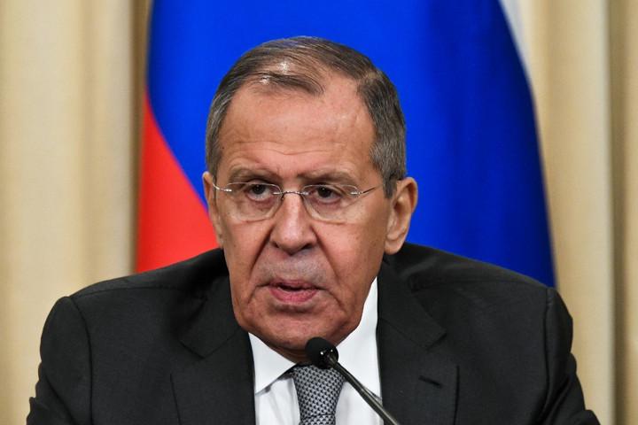 Lavrov: Nem igaz, hogy orosz hackerek törték fel Merkel levelezését