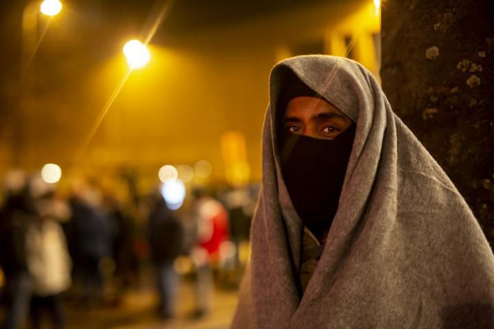 Nem hagyják el a kiutasított migránsok Belgiumot