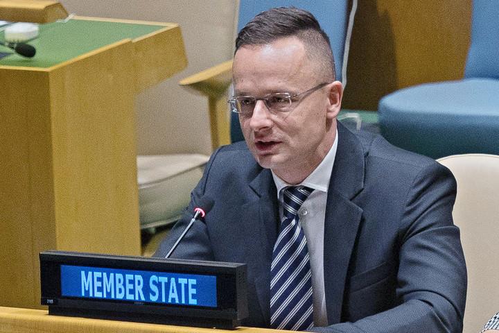 Szijjártó: Magyarországot egyértelműen aggodalommal töltik el a közel-keleti fejlemények