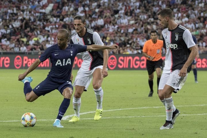 A Tottenhamet is legyőzte, igy hibátlanul zárta a csoportkört a Bayern