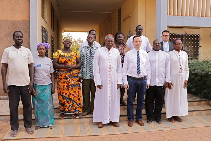 Burkina Fasóban segít hazánk
