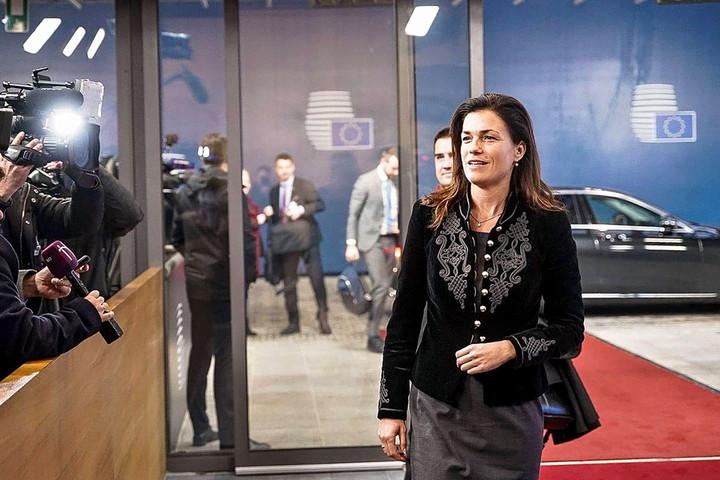 Soros-kórus harsogott Brüsszelben