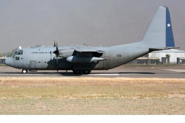 Eltűnt egy chilei szállítógép 38 emberrel a fedélzetén