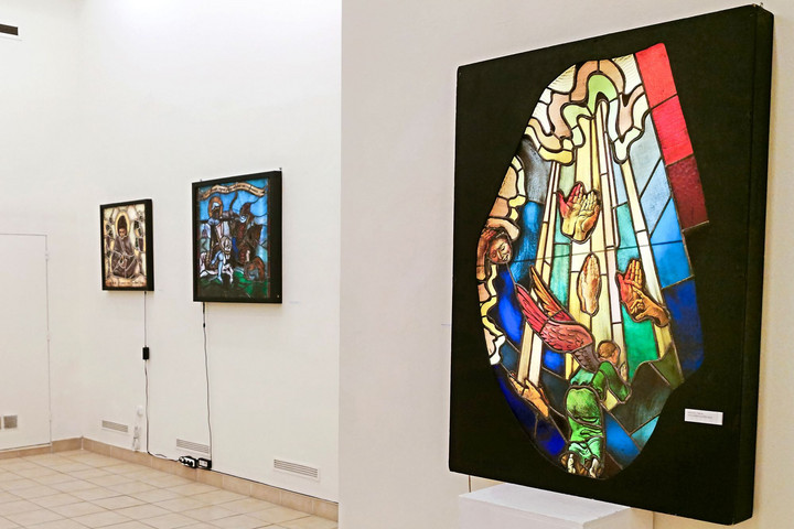 Művészet és áhítat ólomból és színes üvegekből