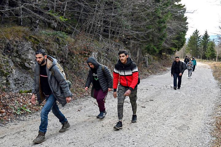 Feszültség és terrorveszély az Európai Unió határán