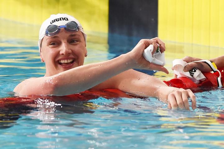 Hosszú Katinka az év legjobb európai sportolói között