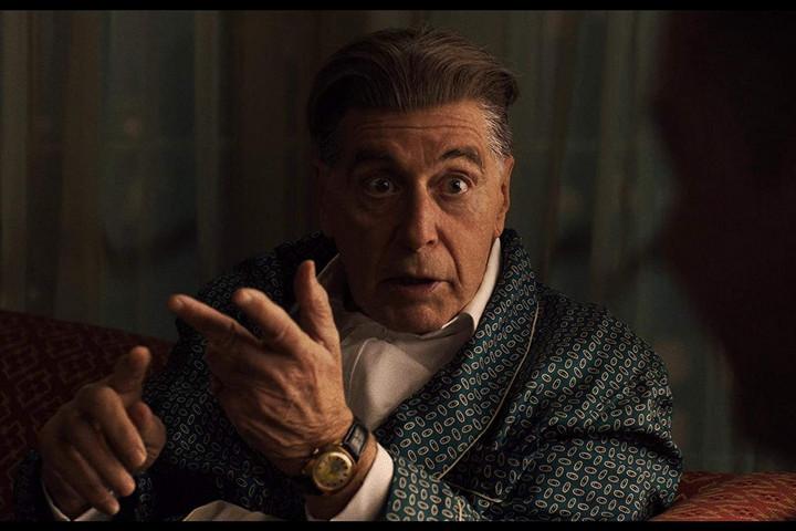 Őrült bohóc és öreg maffiózók az év filmjei között