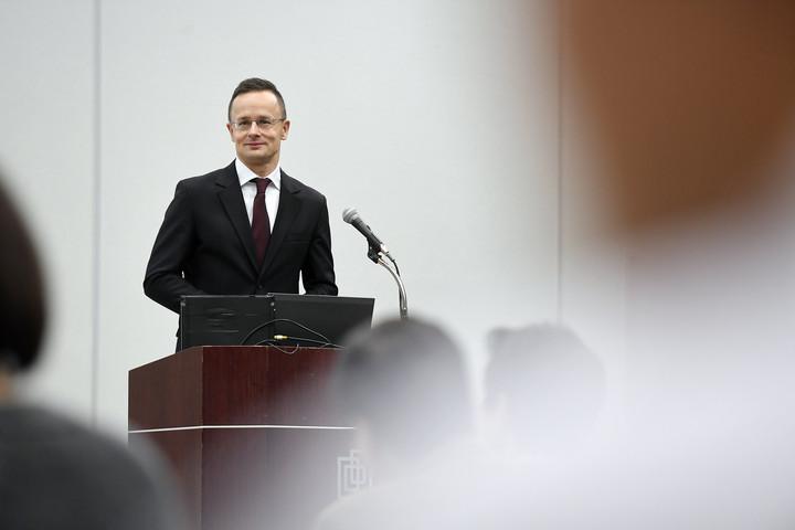 Szijjártó: Közép-Európa jelentősége az elmúlt években folyamatosan nőtt