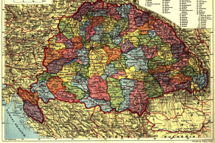 Világszerte megemlékeznek a trianoni békediktátum századik évfordulójáról