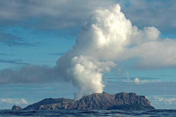 Kevés az esély, hogy további túlélőket találnak az új-zélandi vulkánkitörés után