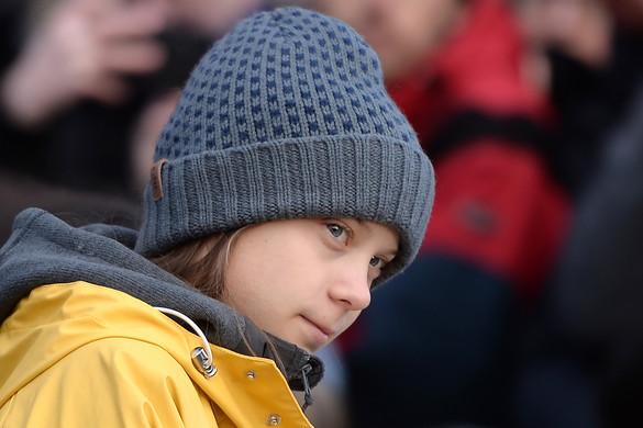 A német vasúttársaság szerint Greta Thunberg nem mondott igazat