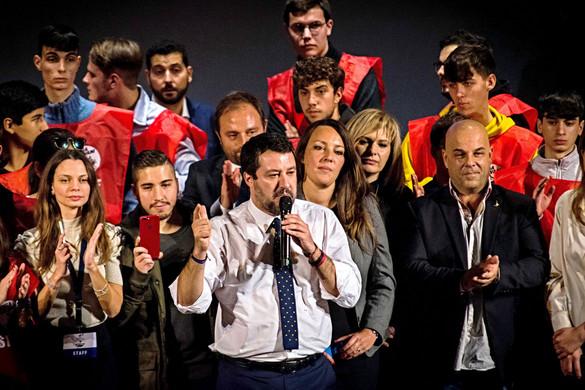 Salvini visszaadná Róma méltóságát