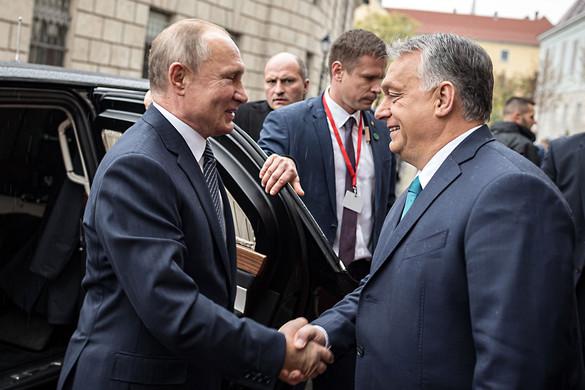 Magyarország számára kiemelt jelentőségűek az Oroszországgal kialakított kapcsolatok