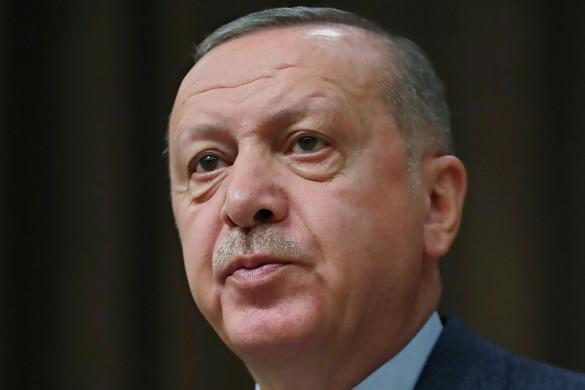 Erdogan: A nem-muszlimok előtt is nyitva fog állni a mecsetté nyilvánított Hagia Sophia