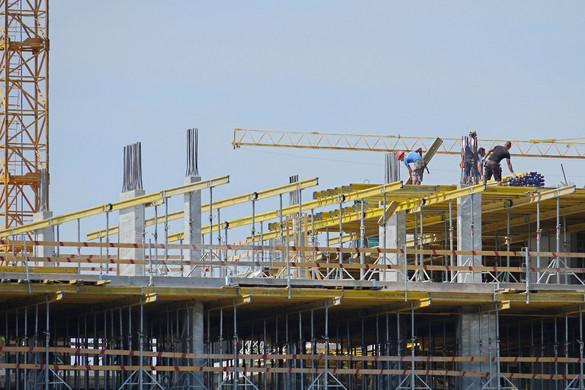 Az utolsó negyedévet is jól indította az építőipar, ezzel hazánk a visegrádi országok között az élre került