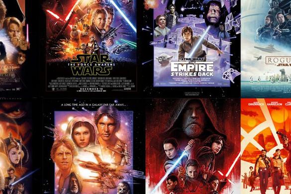 Újranéztük az eddig bemutatott Star Wars-filmeket