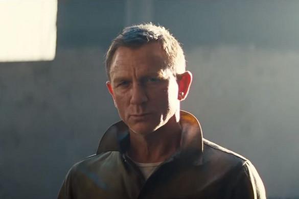 Kijött az első előzetes az új James Bond-filmhez