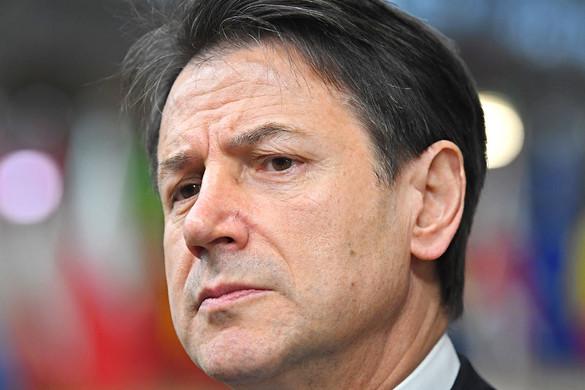 A legnehezebb hetek még csak most következnek az olasz kormányfő szerint
