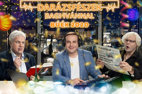 Darázsfészek - Bagi Ivánnal 3. rész