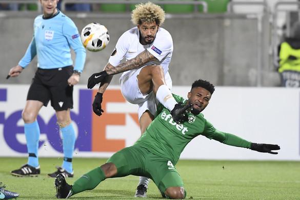 Ludogorec - Ferencváros: 1-1