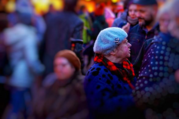Körülbelül minden ötödik ember 65 év feletti Magyarországon