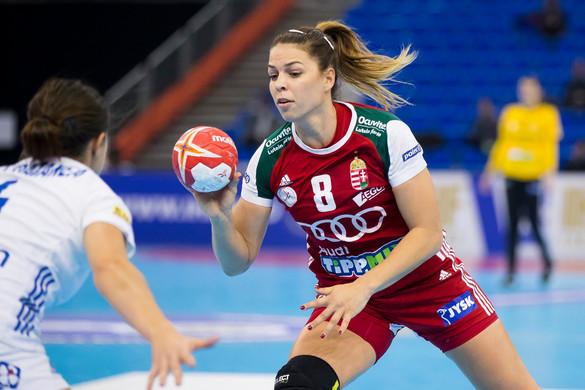 Kijutott az olimpiai selejtezőre a magyar női kézilabda-válogatott