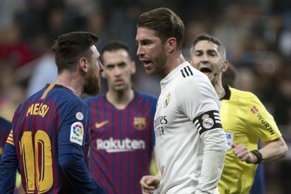 A Barcelonának hálás lehet a Real Madrid