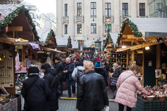 Budapest lett a második legnépszerűbb téli úti cél Európában